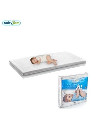 Baby Jem Babyjem Oyun Parkı Yatağı 70X120  Beyaz